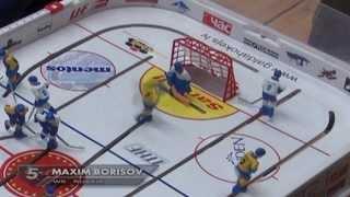 Настольный хоккей. Выпуск 79. Table hockey-RIGA-2012-semif-BOR-LAM-4-comment-TITOV