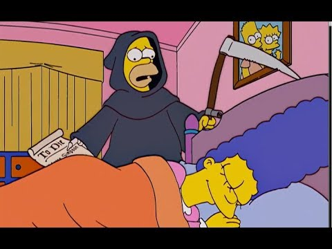 Download Homer Becomes a Reaper - The Simpsons
