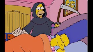 Homer Becomes a Reaper - The Simpsons