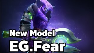 Faceless Void New Model by EG.Fear