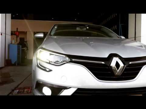 renault megane 4 photon led xenon youtube. Black Bedroom Furniture Sets. Home Design Ideas