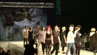 2. Cro Hair Show 24.09.2011. defile frizura FULL HD