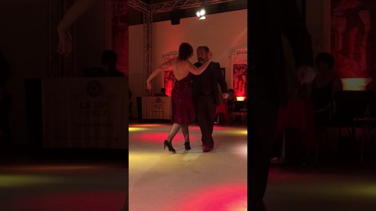 Gustavo Naveira y Giselle Ane Festival Lugano Tango
