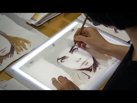 Making-of CHANEL's GABRIELLE bag animated film featuring Cara Delevingne