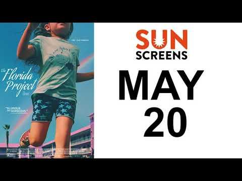 Sun Screens Summer Cinema Series