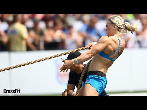 Individual Two-Stroke Pull | 2018 CrossFit Games