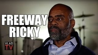 Freeway Ricky: I Wasn't After Fame, I Wanted the Money to Live Well Forever (Part 9)