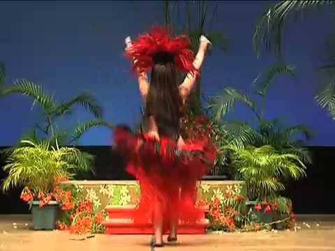 Cook Island Dance