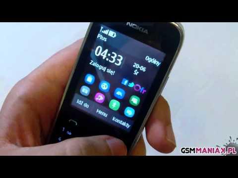 Wideo test i recenzja telefonu Nokia Asha 203 | techManiaK.pl