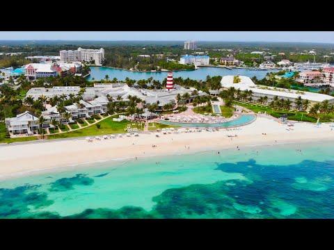Grand Lucayan Resort Drone Footage - Freeport, Bahamas