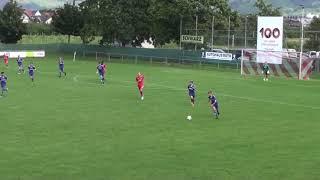 U15 Jhg2005 SC Freiburg - 1. FSV Mainz 05 3:3; LV in Stadelhofen 10.08.2019