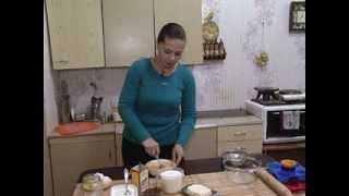 Рецепт приготовления кексов (Наталья Семенцова)