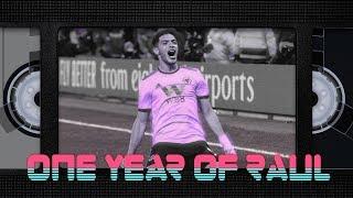 RAUL REWIND | ONE YEAR OF RAUL JIMENEZ GOALS!