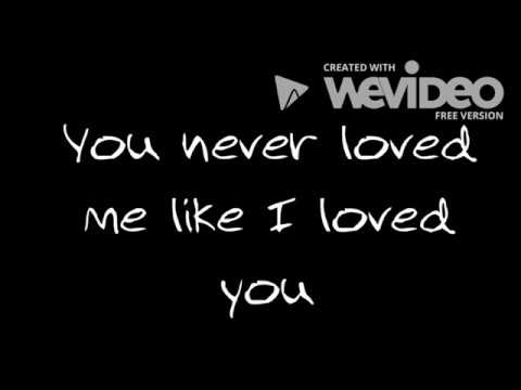 Brett Young - Like I Loved You (Lyrics)