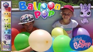 BALLOON POP surprise