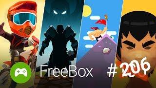 Skvělé hry zdarma: FreeBox #206 - Bruce Lee a Rocky