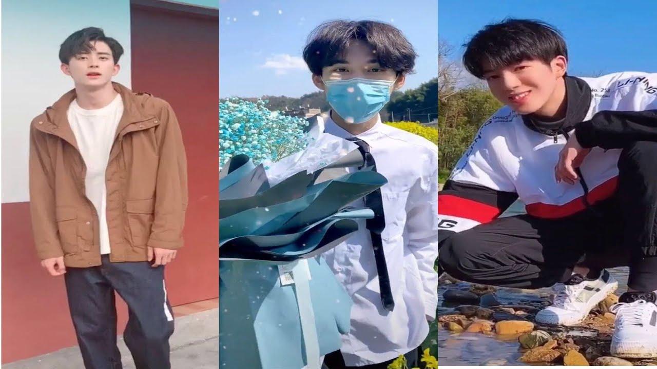 handsome boy in tik tok china 😍😘 - YouTube