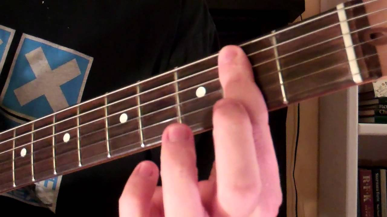 How To Play the Bsus15 Chord On Guitar Suspended Chord