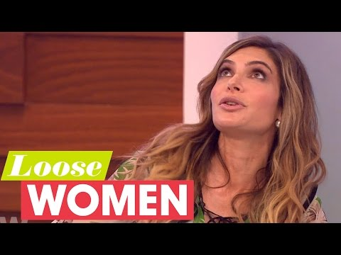 Ayda Field Reveals That Robbie Williams Wanted To Break The Internet   Loose Women