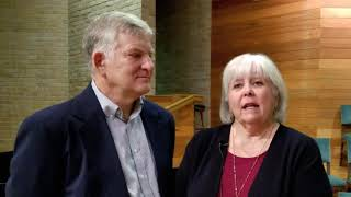 """Why UBC"" - Nancy and Don Garland"
