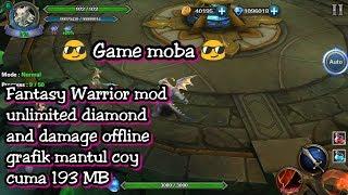 Fantasy Warrior mod apk (OFFLINE)