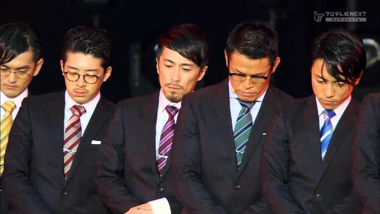 WORLD ORDER in Inazuma Rock fest 2013