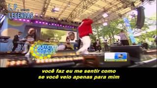 Скачать 50 Cent Feat Trey Songz Smoke LIVE ON GMA LEGENDADO PAULINHO