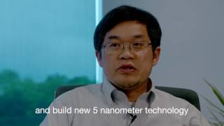 5 nanometer transistor -- how they did it
