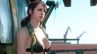 Metal Gear Solid 5 Trailer 2015 (60FPS 1080)