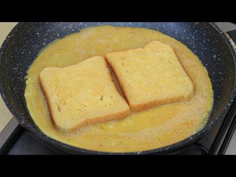 French Toast Omelette Sandwich | Egg Sandwich Hack | Egg Toast Recipe