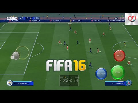 FIFA 20 MOD FIFA 16 Ultimate Team Download Android Best Graphics Apk+Obb 1.2GB