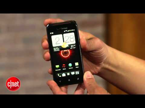 HTC Droid Incredible 4G LTE hands-on - First Look