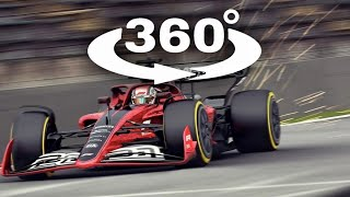 360 Racing VR Video Formula Excitement In 360 for Virtual Reality 360 4K