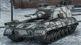 World of Tanks Object 268 Version 4 - 6 Kills 12,9K Damage