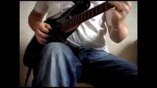 Как делать слайд на гитаре видеоурок
