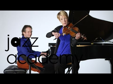 How to Play Jazz Violin, Part Three