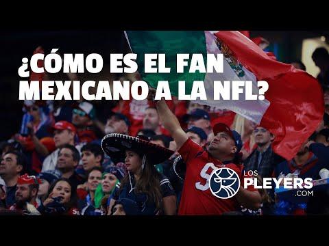 ¿Cómo son los aficionados a la #NFL en #México ? I Reportaje Especial | Los Pleyers