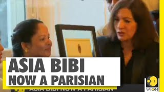 Asia Bibi Now A Parisian | Citizenship | Pakistan | WION WORLD NEWS