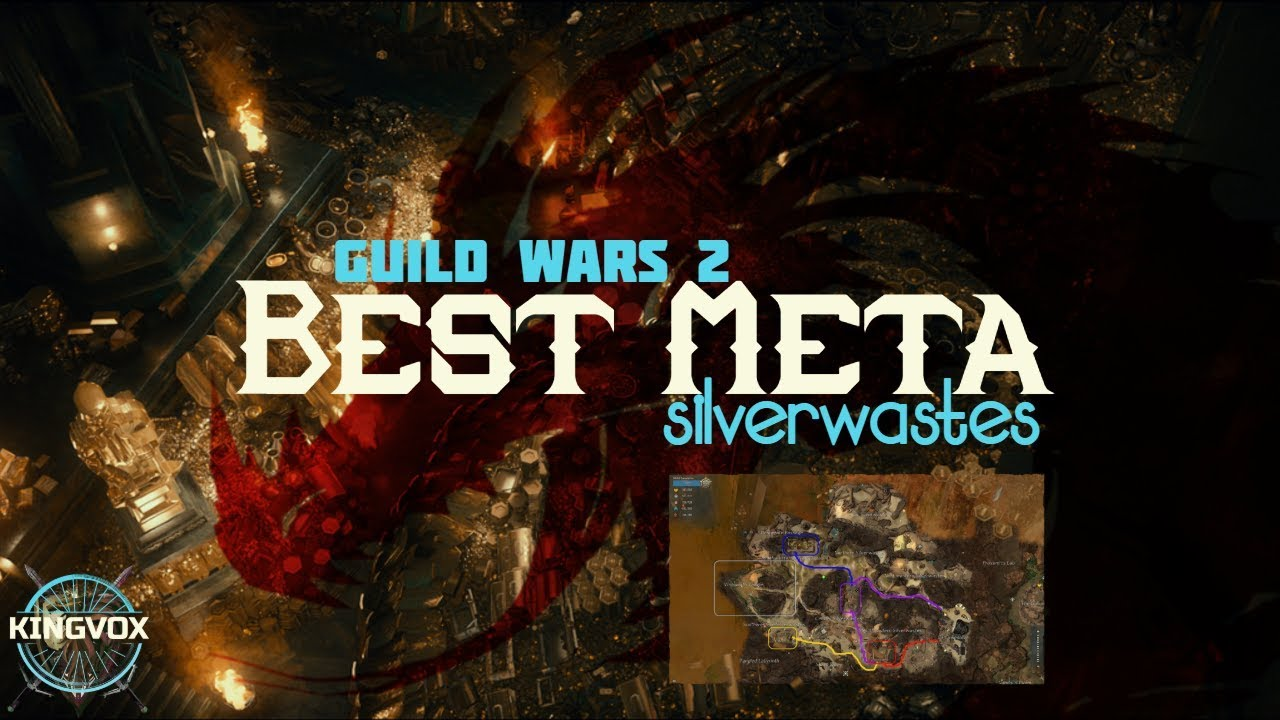 Gw2 Best Profession 2019 Guild Wars 2   Best Meta Event 2019   YouTube