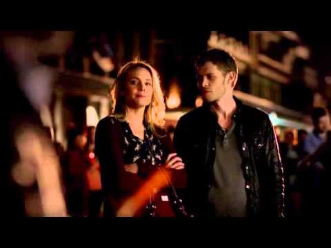 The Vampire Diaries 4x20 Klaus & Camille -