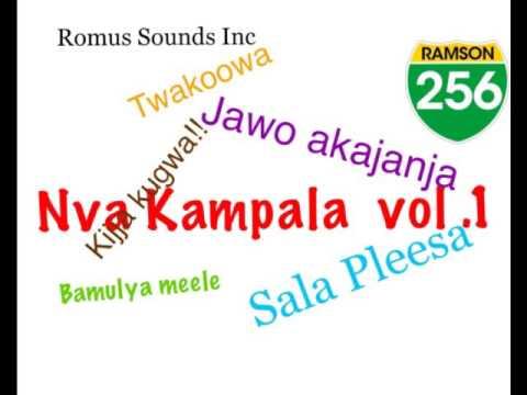 NVA KAMPALA VOL.1 (UGANDA MIX )