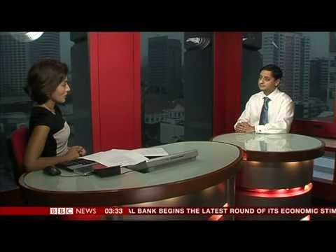 SHARANJIT LEYL - (09 April 2013) - ASIA BUSINESS REPORT -
