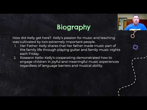 Kelly Rhodunda Teacher of the Year (Lombardy Elementary School)