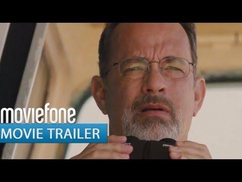 'Captain Phillips' Extended Trailer (2013): Tom Hanks, Barkhad Abdi