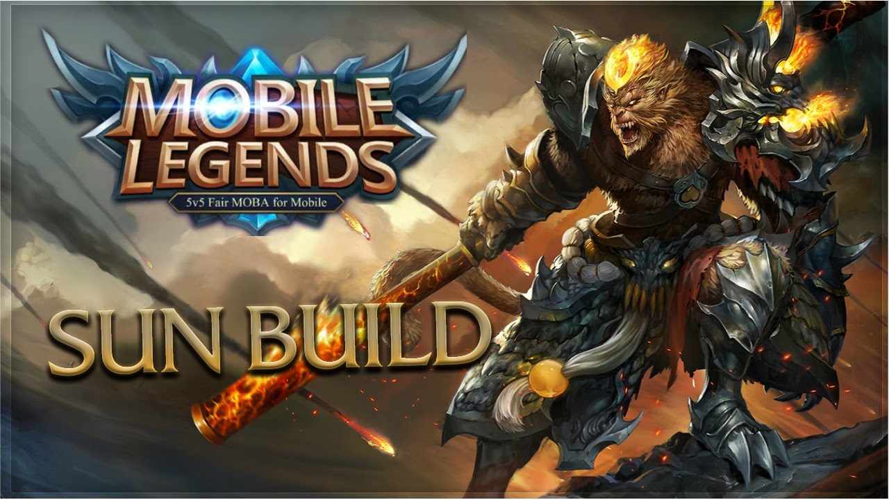 Mobile Legends SUN UNSTOPPABLE BUILD
