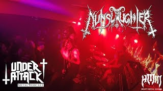 Under Attack: Interview With Nunslaughter - Los Angeles 2019