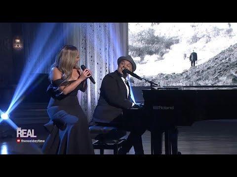 FULL PERFORMANCE: Adrienne & Israel Perform 'Secrets'