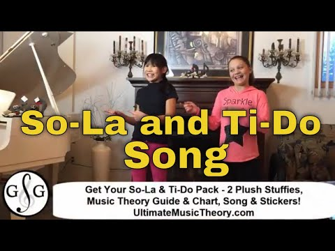 Sing the So-La & Ti-Do Song - Ultimate Music Theory