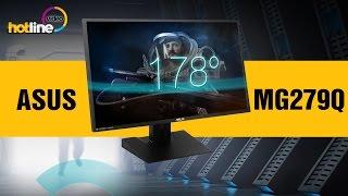 aSUS MG279Q - обзор игрового IPS-монитора