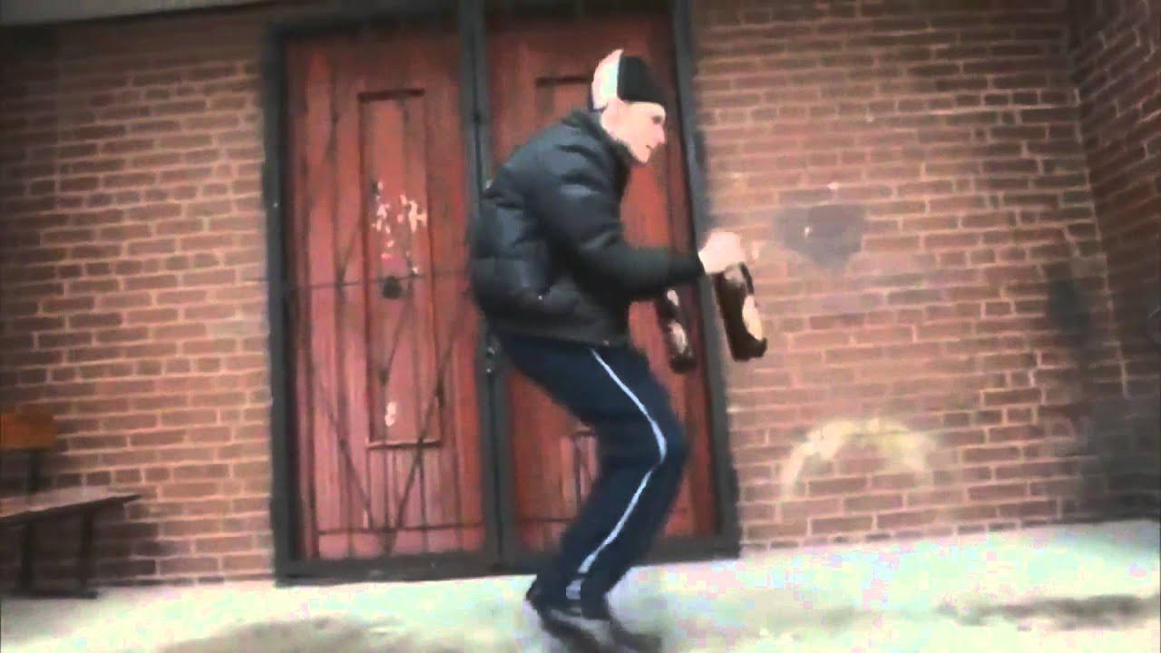 Drunk russian